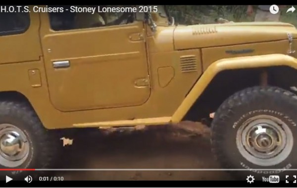Stoney Lonesome 2015 – video